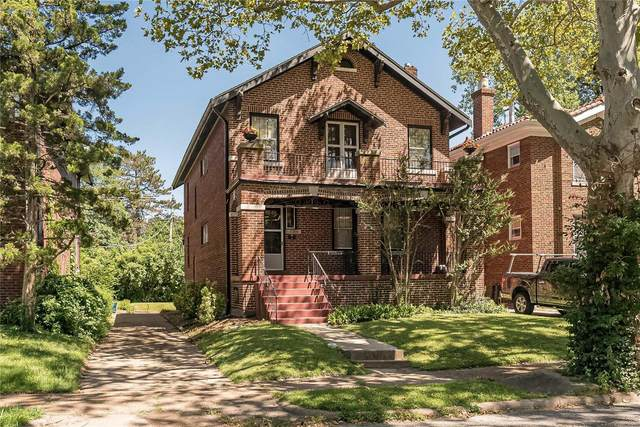 7315 Lindell, St Louis, MO 63130 (#21007559) :: Reconnect Real Estate