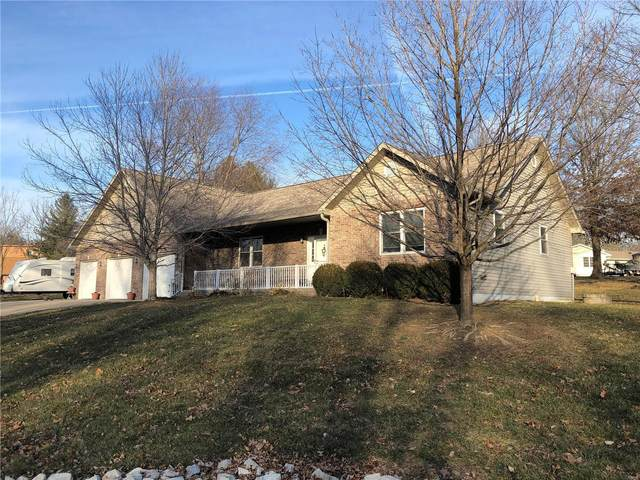 1981 Sextant Drive, Worden, IL 62097 (#21007576) :: Parson Realty Group