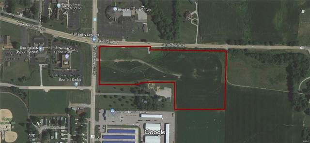 705 S Moreland, Bethalto, IL 62010 (#21007605) :: Tarrant & Harman Real Estate and Auction Co.