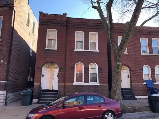 3010 Pennsylvania Avenue, St Louis, MO 63118 (#21007620) :: Hartmann Realtors Inc.