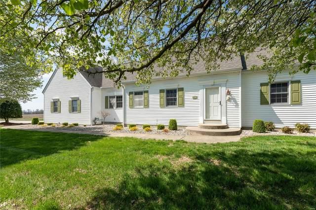 1700 Oakshire, MARION, IL 62959 (#21007635) :: Parson Realty Group