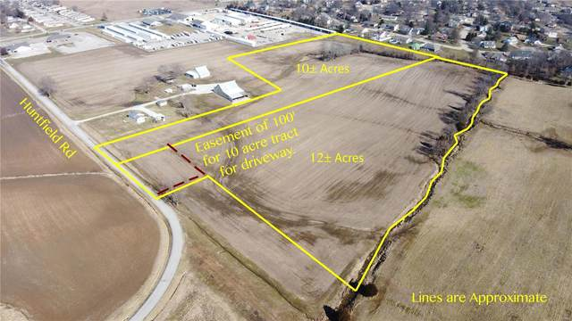 0 Huntfield Rd, RED BUD, IL 62278 (#21007654) :: Clarity Street Realty
