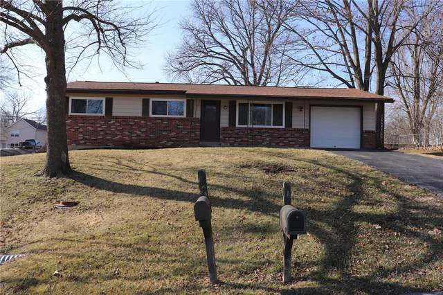 39 Pat Drive, Collinsville, IL 62234 (#21007671) :: Tarrant & Harman Real Estate and Auction Co.