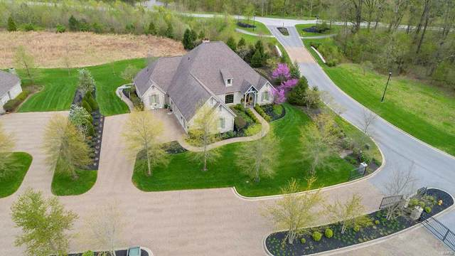 112 Crosshill Court, Cape Girardeau, MO 63701 (#21007676) :: Clarity Street Realty