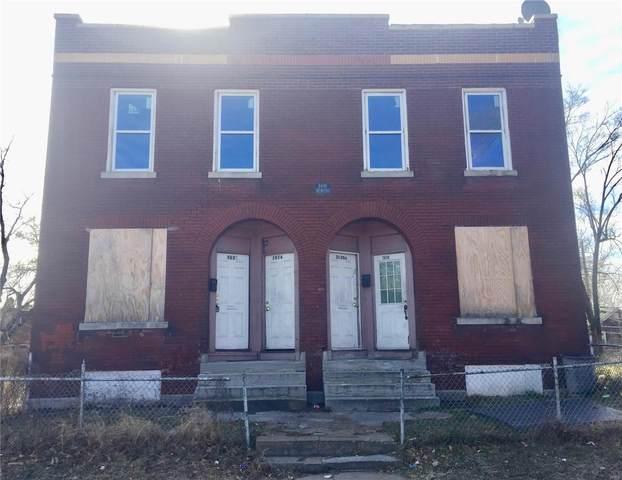 3836 Lee Avenue, St Louis, MO 63107 (#21007696) :: Hartmann Realtors Inc.