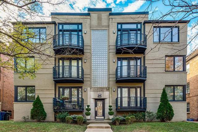 7524 Cromwell Drive 2W, St Louis, MO 63105 (#21007756) :: Tarrant & Harman Real Estate and Auction Co.