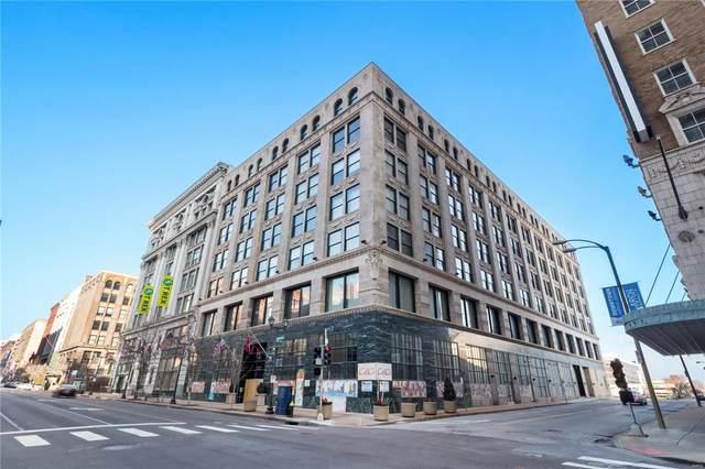 901 Washington Avenue #604, St Louis, MO 63101 (#21007791) :: Jeremy Schneider Real Estate