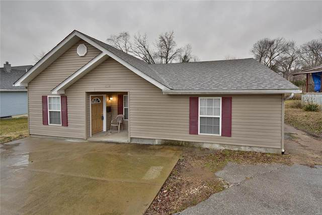 809 Warne Street, Festus, MO 63028 (#21007816) :: Tarrant & Harman Real Estate and Auction Co.