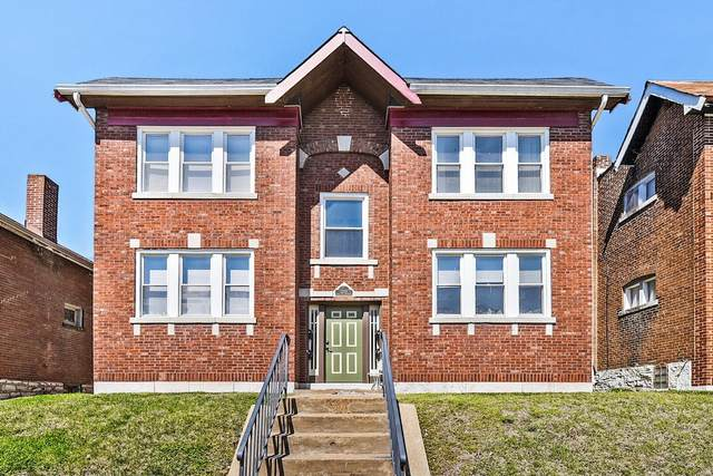 3219 Halliday Avenue, St Louis, MO 63118 (#21007845) :: RE/MAX Vision