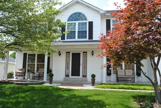 5 Pine Forest Court, Dardenne Prairie, MO 63368 (#21007899) :: Walker Real Estate Team