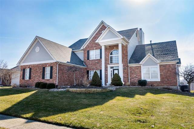 1206 Stonewolf Trail, Fairview Heights, IL 62208 (#21007922) :: Fusion Realty, LLC