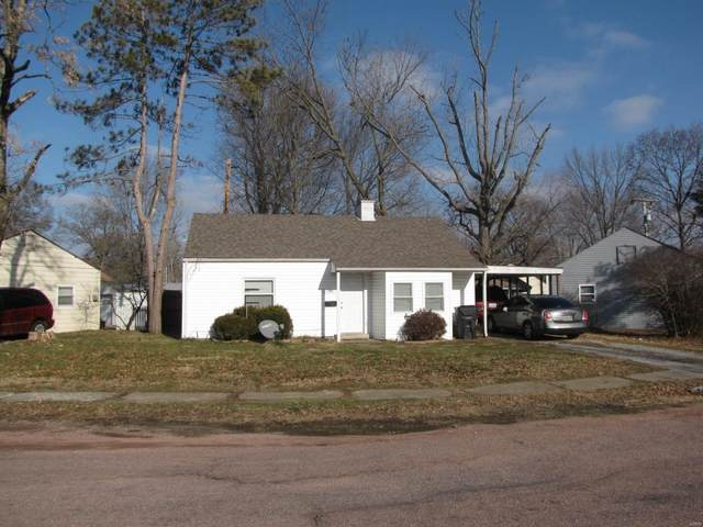 1211 Maiden, Belleville, IL 62220 (#21007941) :: Fusion Realty, LLC