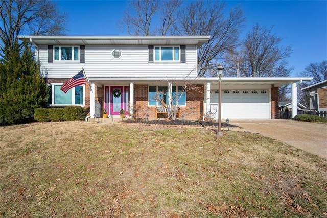 8915 Chasebury Terr, Crestwood, MO 63123 (#21007947) :: Parson Realty Group