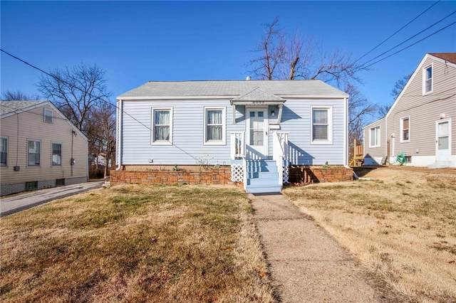 2353 Huntington Avenue, Overland, MO 63114 (#21007951) :: Terry Gannon | Re/Max Results