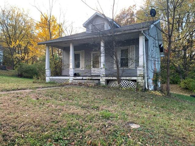 1022 S Broad, CARLINVILLE, IL 62626 (#21008103) :: Tarrant & Harman Real Estate and Auction Co.