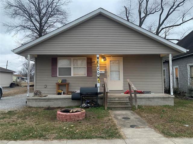 403 N Madison, MARION, IL 62959 (#21008123) :: Fusion Realty, LLC