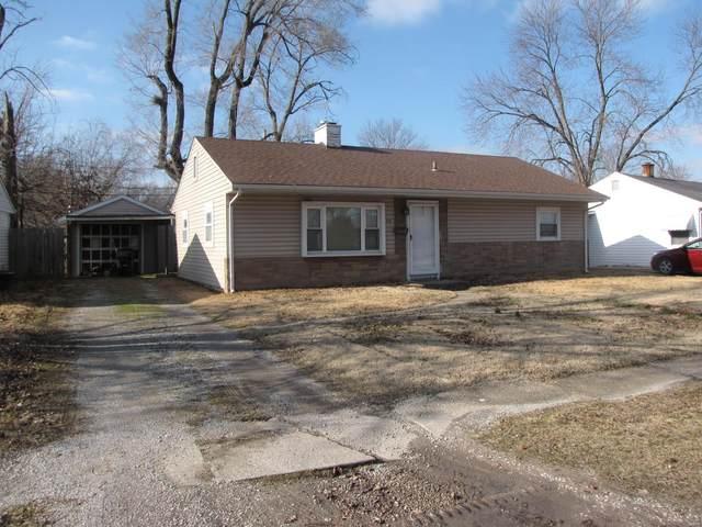 1118 Lilac, Belleville, IL 62220 (#21008138) :: Fusion Realty, LLC
