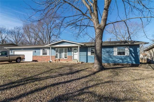 437 Constellation Drive, Arnold, MO 63010 (#21008142) :: Walker Real Estate Team