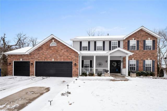 2925 14th Fairway Drive, Belleville, IL 62220 (#21008190) :: Fusion Realty, LLC