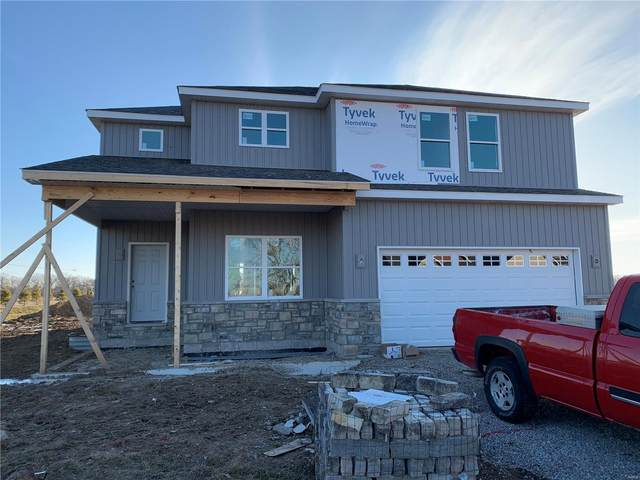 444 Foxtail Drive, Freeburg, IL 62243 (#21008203) :: Matt Smith Real Estate Group