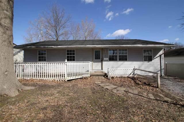 27 Garnette Drive, Belleville, IL 62220 (#21008224) :: Fusion Realty, LLC