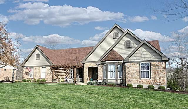 1524 Highland Valley Circle, Wildwood, MO 63005 (#21008259) :: RE/MAX Vision