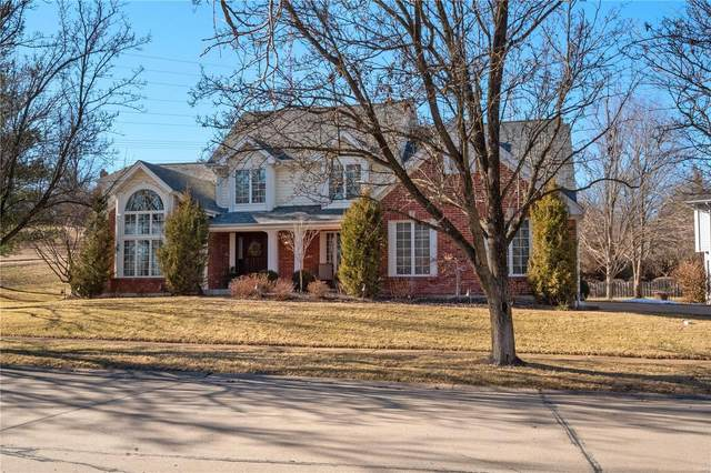 13475 Bahnfyre Drive, St Louis, MO 63128 (#21008292) :: Reconnect Real Estate