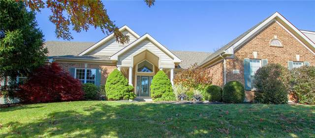 17727 Vintage Oak Drive, Wildwood, MO 63038 (#21008298) :: Parson Realty Group