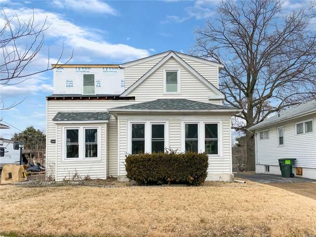 6621 Marquette Avenue, St Louis, MO 63139 (#21008300) :: Reconnect Real Estate
