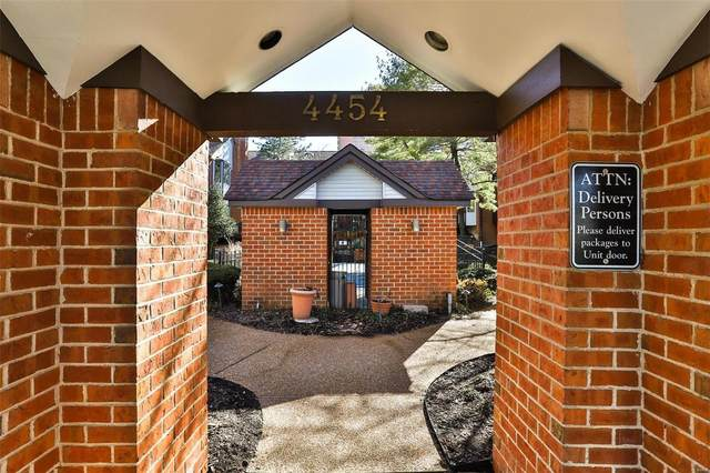 4454 Lindell Boulevard #25, St Louis, MO 63108 (#21008315) :: Reconnect Real Estate