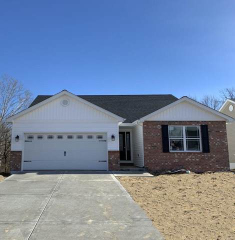 7962 Sonora Ridge, Caseyville, IL 62232 (#21008369) :: Matt Smith Real Estate Group