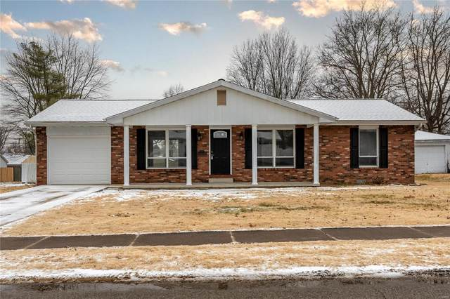 1007 W White, MARION, IL 62959 (#21008389) :: Fusion Realty, LLC