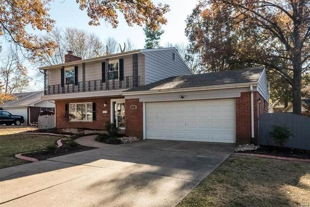 6 Cottonwood Ct, Belleville, IL 62223 (#21008405) :: Clarity Street Realty