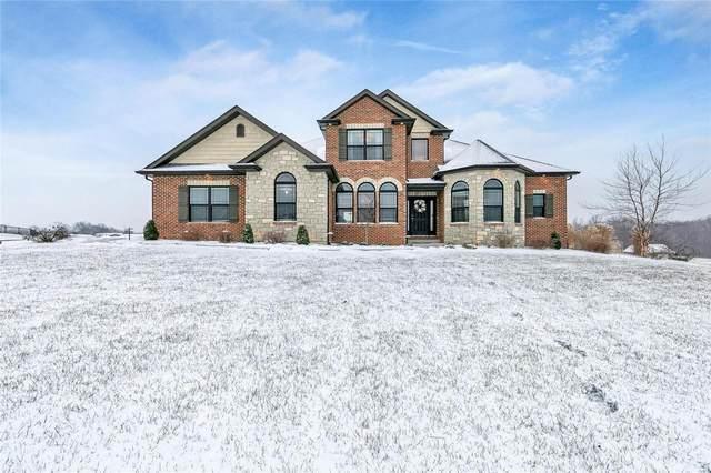 2936 Estate Drive, Waterloo, IL 62298 (#21008414) :: Fusion Realty, LLC