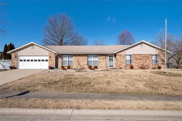 1306 E Third Street, O'Fallon, IL 62269 (#21008493) :: Fusion Realty, LLC