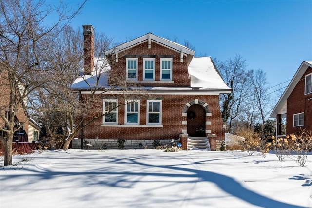 332 Marion Avenue, St Louis, MO 63119 (#21008538) :: Reconnect Real Estate