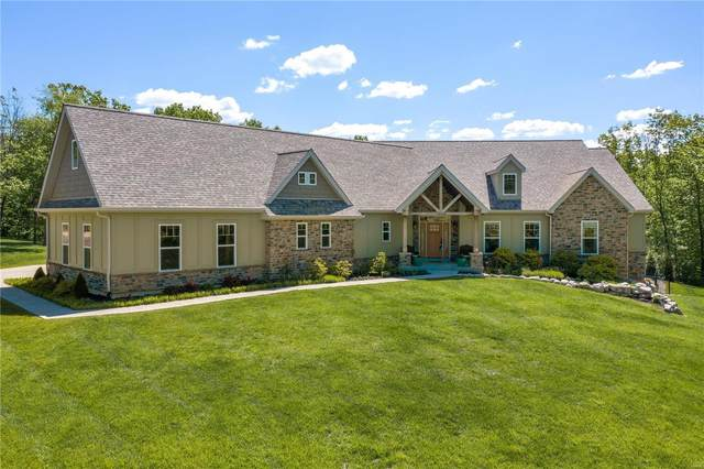 1068 Stonebrooke Lane, Wentzville, MO 63385 (#21008580) :: Terry Gannon | Re/Max Results