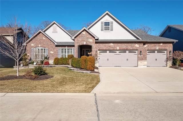 1612 Beckham Ridge Court, St Louis, MO 63146 (#21008600) :: Terry Gannon | Re/Max Results