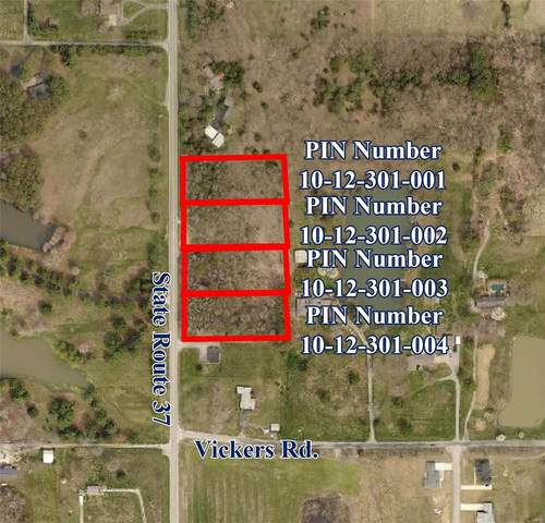 14 State Route 37, MARION, IL 62959 (#21008608) :: Fusion Realty, LLC