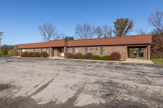 166 Industrial, Festus, MO 63028 (#21008628) :: Jeremy Schneider Real Estate