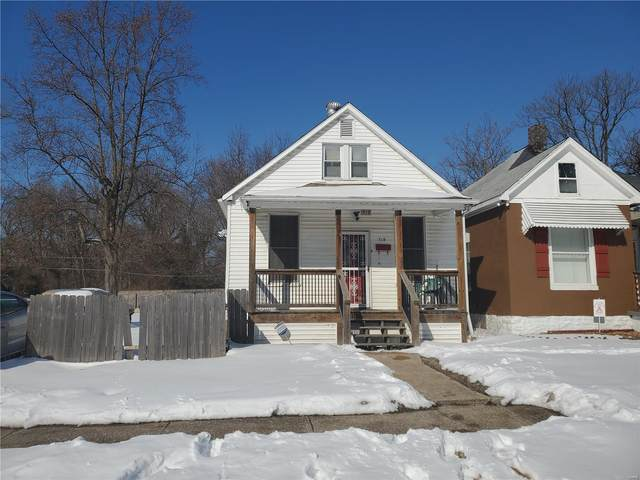 719 N 31st Street, East St Louis, IL 62205 (#21008716) :: Parson Realty Group