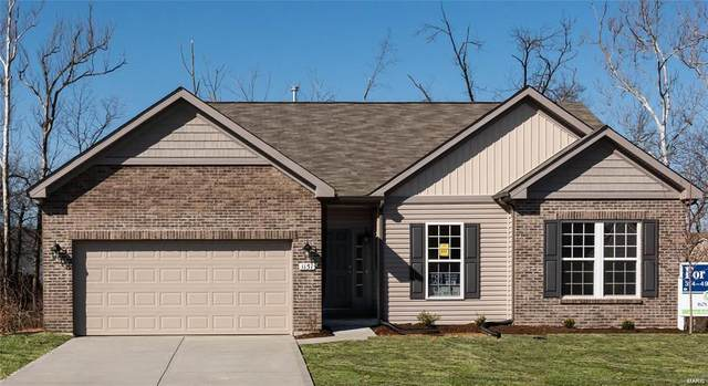 382 Victory Heights Lane, Wentzville, MO 63385 (#21008732) :: Clarity Street Realty
