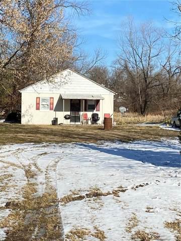 109 Kinder, Cahokia, IL 62206 (#21008743) :: Clarity Street Realty