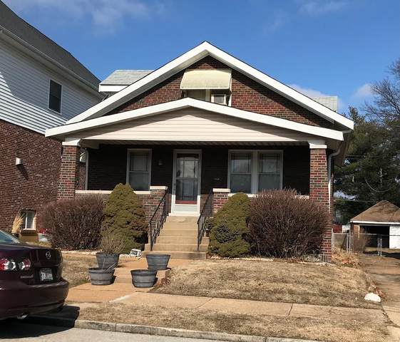 5323 Bischoff Avenue, St Louis, MO 63110 (#21008780) :: RE/MAX Vision