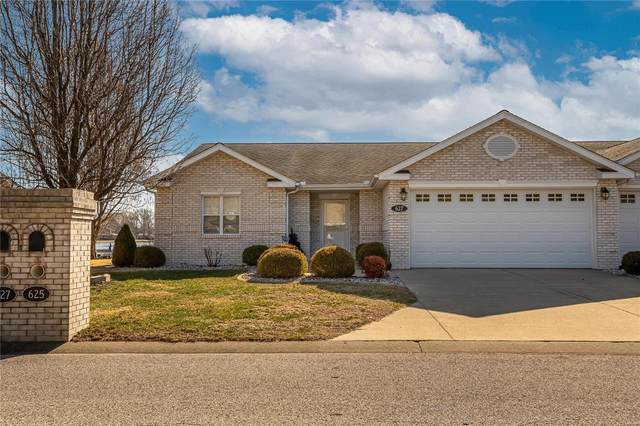 627 Lake Harbor, MARION, IL 62959 (#21008820) :: Fusion Realty, LLC