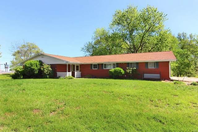 1406 Highland Drive, Jackson, MO 63755 (#21008942) :: Realty Executives, Fort Leonard Wood LLC