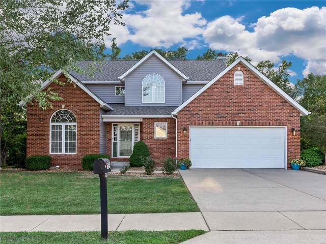 1569 Maplewood Court, Edwardsville, IL 62025 (#21008986) :: Parson Realty Group