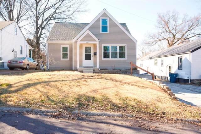 3651 Hilleman Avenue, St Louis, MO 63114 (#21008997) :: Jeremy Schneider Real Estate