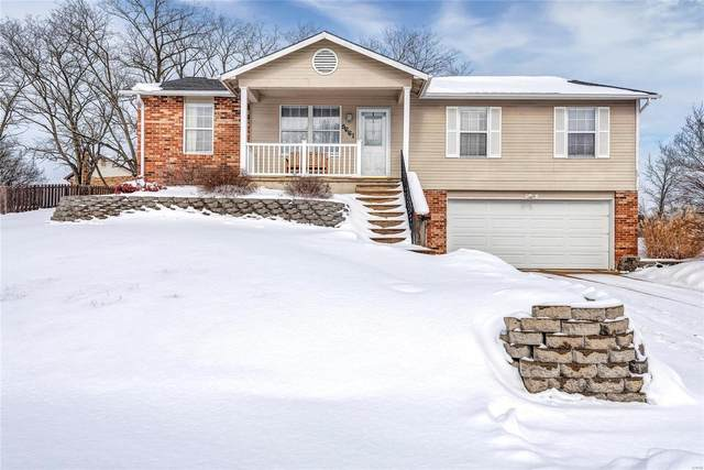 5661 Wieland Drive, St Louis, MO 63128 (#21009026) :: Walker Real Estate Team