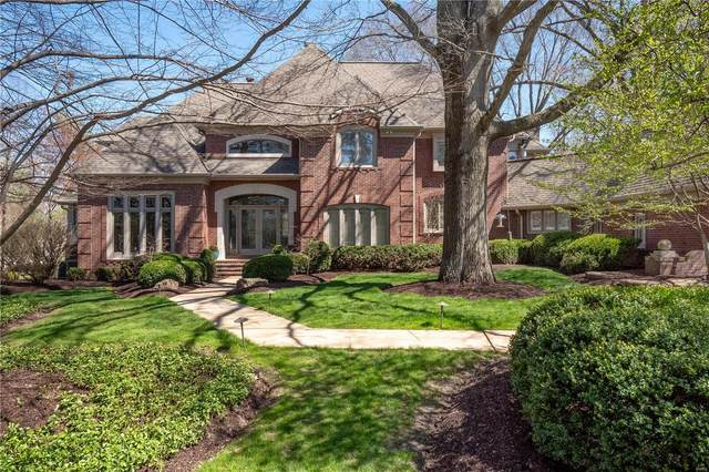 110 Ladue Woods Estates Drive, Creve Coeur, MO 63141 (#21009028) :: St. Louis Finest Homes Realty Group